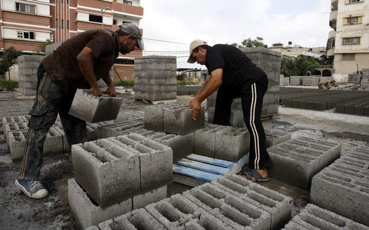 """""""الإحصاء"""": انخفاض على مؤشر أسعار تكاليف البناء خلال تشرين ثاني"""