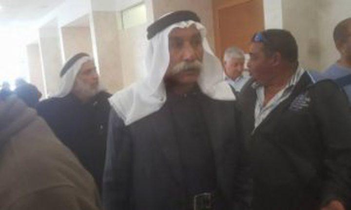 محكمة الاحتلال تلغي قرار إبعاد شيخ العراقيب