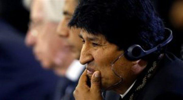 """الرئيس البوليفي: """"نقل غواتيمالا سفارتها إلى القدس بيع لكرامتها مقابل فتات أمريكي"""""""