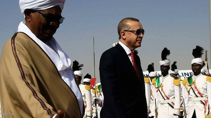 """السودان """"يهدي"""" جزيرة استراتيجية إلى أردوغان"""