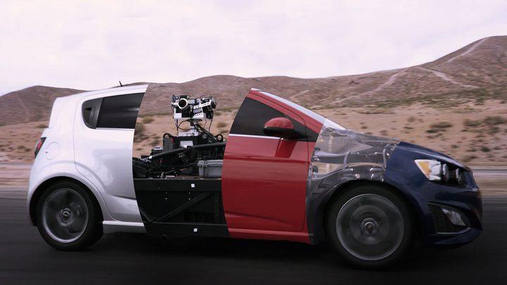 صيحة جديدة للتصوير السينمائي لمطاردات وحوادث السيارات