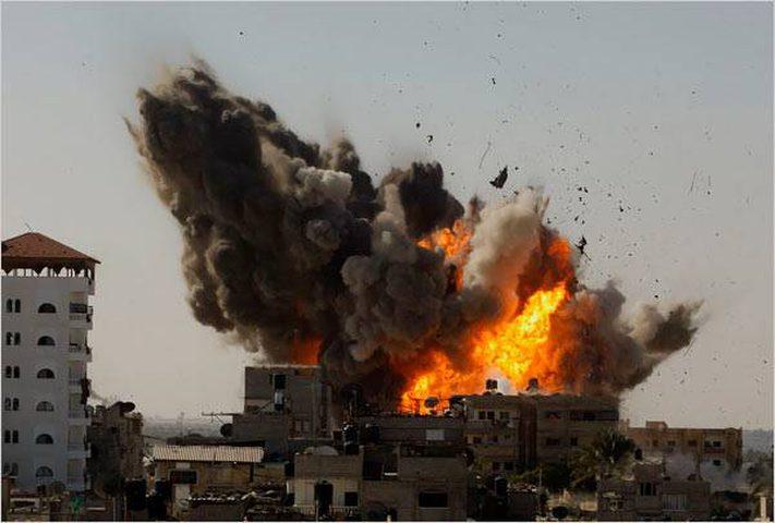 """قوات الإحتلال تُحذّر """"الكابينيت"""" من تدهور الأوضاع في غزة"""