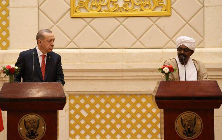 """السودان يخصص جزيرة """"سواكن"""" في البحر الأحمر لتركيا"""