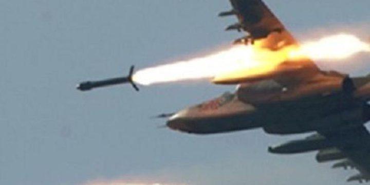 مقتل القيادي الحوثي ياسر الأحمر و30 آخرين في غارة للتحالف العربي