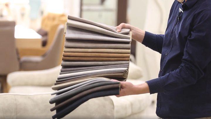 أفكار جديدة لأنواع أقمشة الخشب (فيديو)