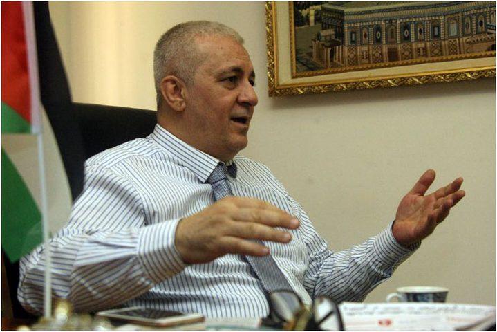 سفيرنا في الخرطوم يطلع مسؤولا سودانيا على آخر مستجدات قضية القدس