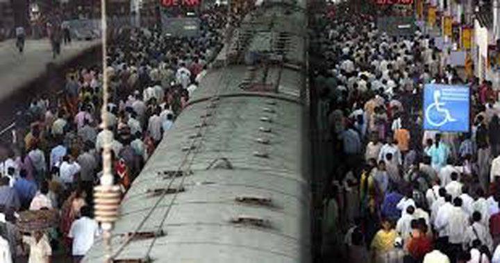 إطلاق قطار مزدوج دون سائق في الهند
