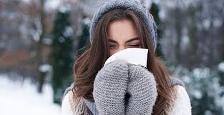لماذا يكثر سيلان الأنف عندما يكون الجو بارداً؟