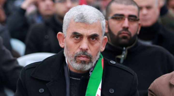 السنوار يطالب الكل الفلسطيني للمشاركة في إنجاح المصالحة