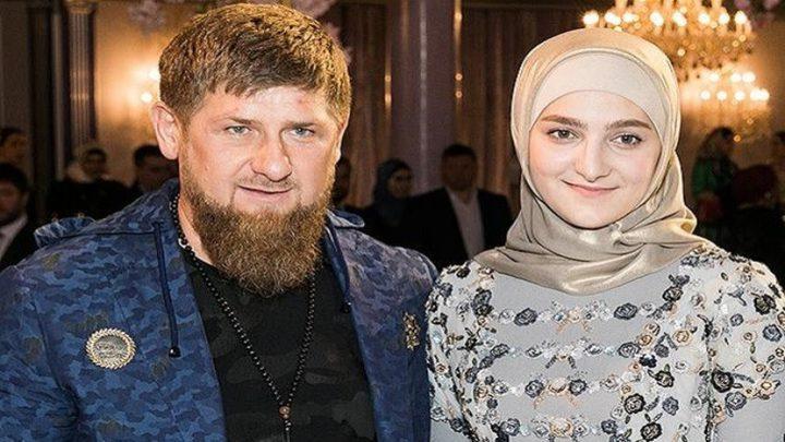 ابنة رئيس الشيشان تفوز بجائزة عالمية في الموضة