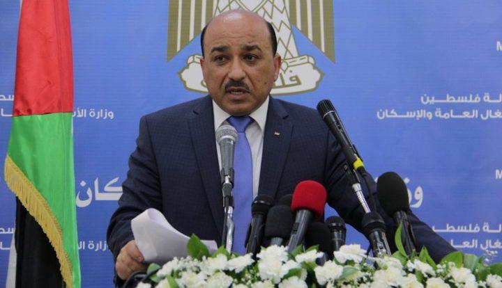 الحساينة يلتقي رئيس الوزراء المغربي على هامش مؤتمر وزراء الإسكان والتعمير العرب