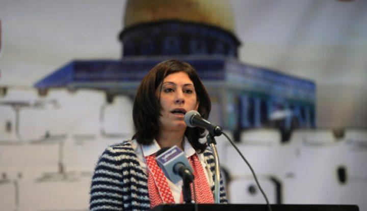 الأمين العام للمجلس التشريعي يدين تمديد استمرار اعتقال جرار