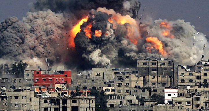 الذكرى التاسعة للعدوان الإسرائيلي على قطاع غزة