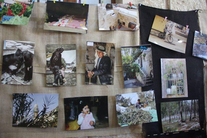 """الاحتفال بافتتاح معرض صور """" القدس في عيون جنين""""(بالصور)"""