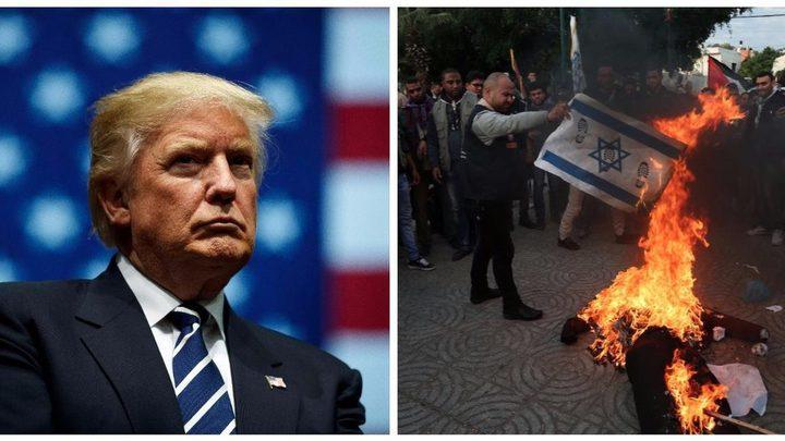 """""""ترامب"""".. مشروع استيطاني في القدس"""