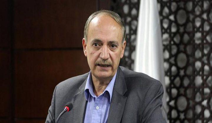 أبو يوسف: محاولة الإدارة الأميركية فرض إملاءاتها وشروطها على شعبنا لن تمر