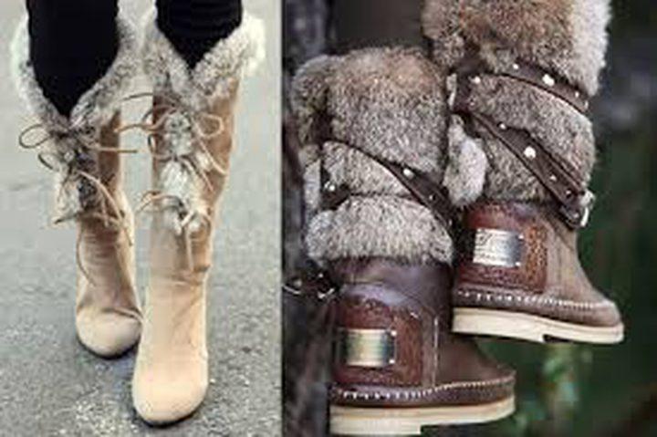 أحذية الفرو وعلاقتها بآلام الظهر وتشوهات القدمين؟