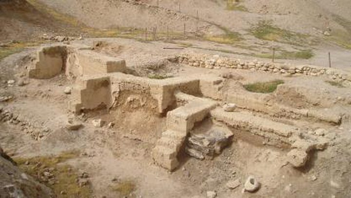 اكتشاف آثار تربط أريحا بمصر القديمة