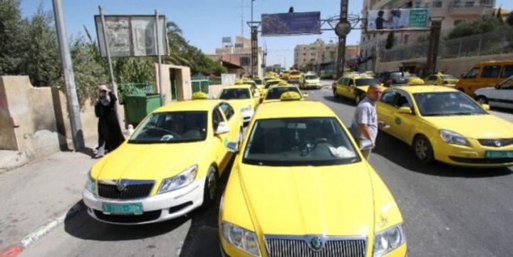 الخليل: ضبط 15 مركبة سياحية منتهية الترخيص