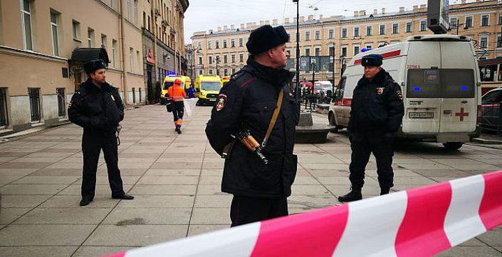 الحكومة تدين الهجوم الإرهابي الذي ضرب سان بطرسبورغ الروسية