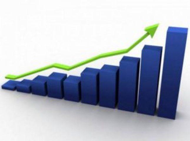 الإحصاء: ارتفاع الناتج المحلي الإجمالي بالأسعار الثابتة خلال الربع الثالث 2017