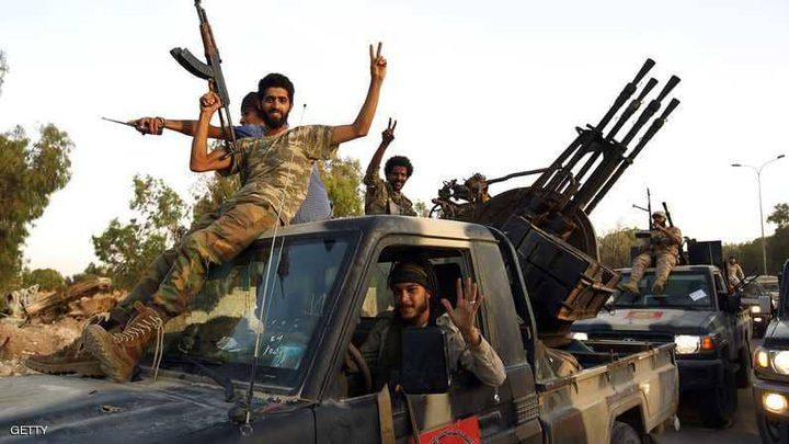 سقوط آخر معقل للمتشددين في مدينة بنغازي الليبية