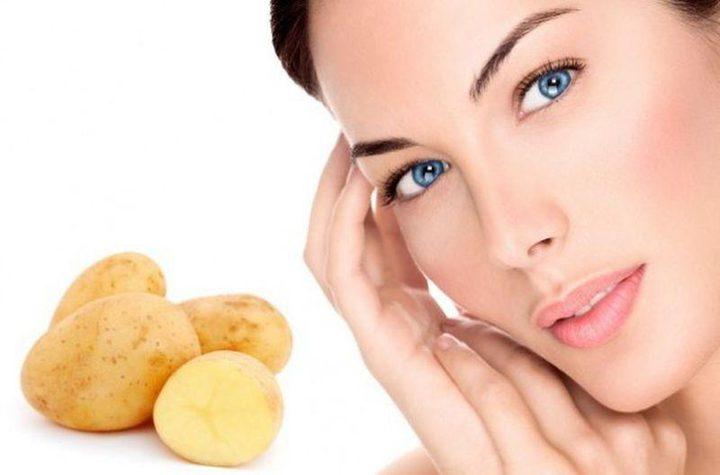 ماسك البطاطا لعلاج البشرة