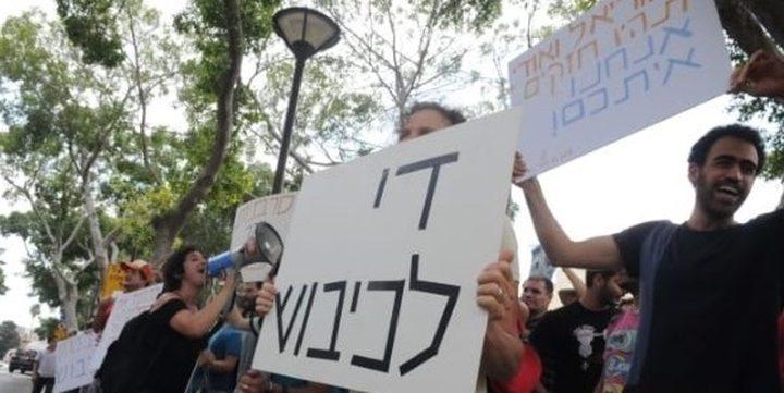 اسرائيليون: نرفض التجنيد في جيش يحتل شعب اخر