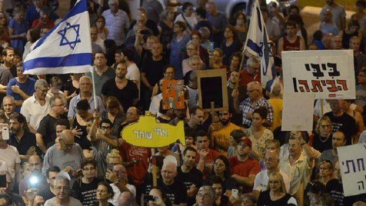 اسرائليون لنتنياهو: نرفض التجنيد في جيش محتل