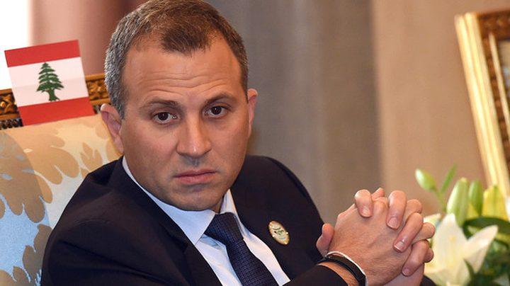 """هجوم سياسي على وزير خارجية لبنان والأخير يتهم """"الميادين"""" بتشويه تصريحه"""
