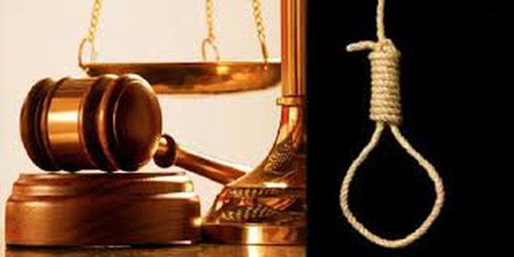 حكم بالاعدام على مدان بقتل شقيقيه في خانيونس