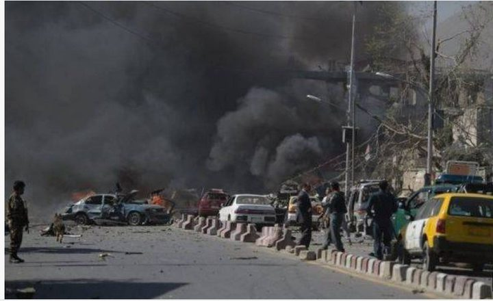 40 قتيلا و30 مصابا بانفجار في كابول (محدث)