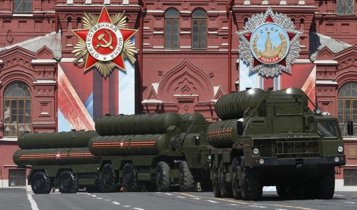 """اتفاق تركي روسي لإمداد أنقرة بصواريخ """"أس 400"""""""