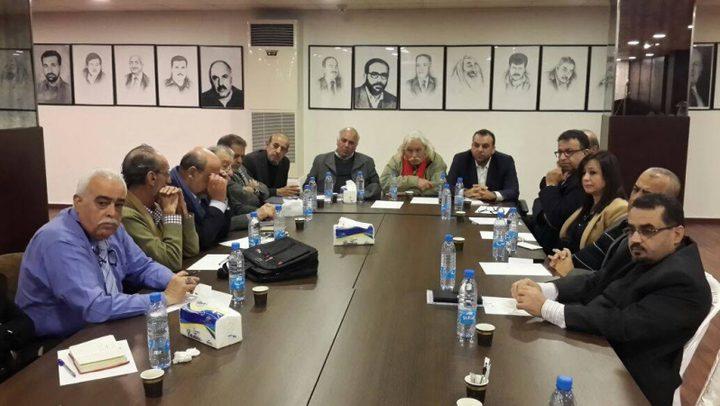 الاتحاد العام للكتاب يستغرب من التطبيع العربي الثقافي