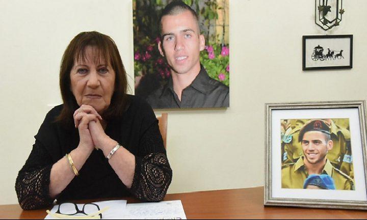 والدة شاؤول: ابني حي يرزق في يد حماس وأريد أن أراه