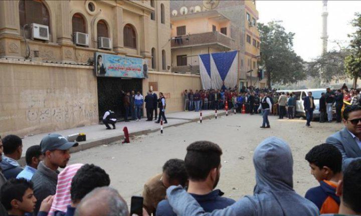 استهداف دور العبادة في مصر...إرهاب يتواصل!
