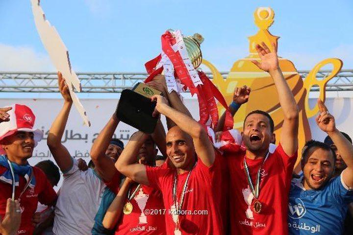جدول مباريات دور ال32 من التصفيات التمهيدية لكأس فلسطين