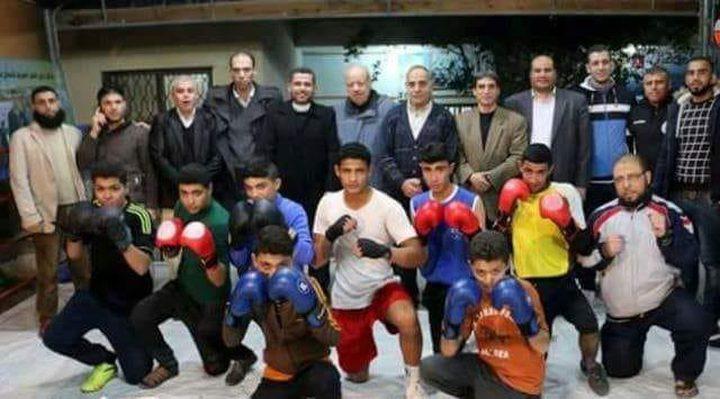 اتحاد الملاكمة ينظم ورشة عمل لحكامه بنادي النصر العربي