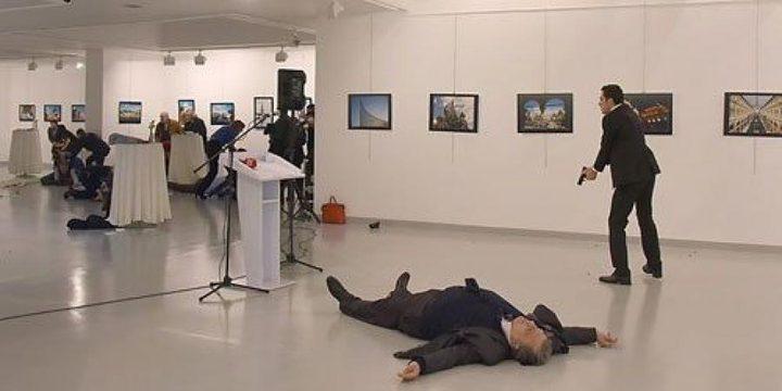 """تركيا: اعتقال صاحب معرض """"اغتيال السفير الروسي"""""""