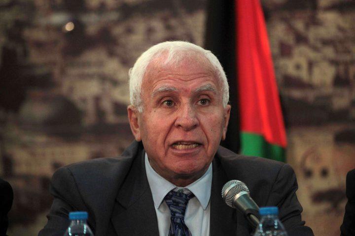 الأحمد: التظاهرات عمل مبرمج وممنهج.. ولقاء سيجمع بين عباس وهنية قريباً