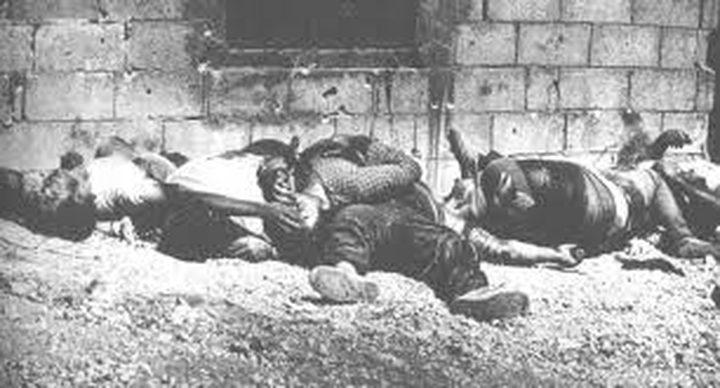 حدث بمثل هذا اليوم: مجزرة في القدس عام 1947