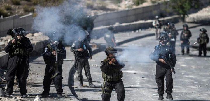 دراسة أمريكية تحذر من خطر غاز الاحتلال على صحة الفلسطينيين