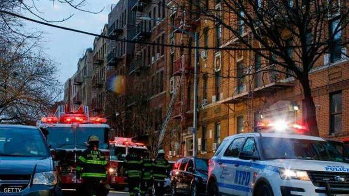 """طفل تسبب في """"كارثة نيويورك"""""""