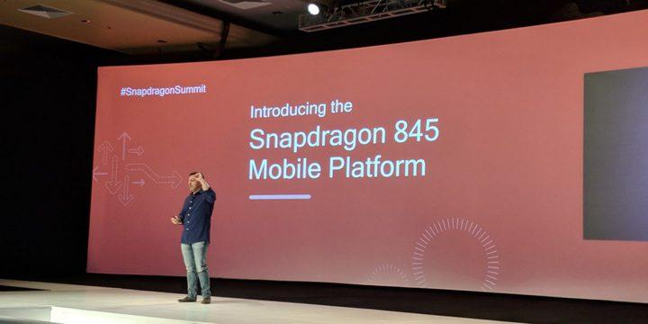 تسريب قائمة الهواتف القادمة بمعالج سنابدراجون 845 خلال 2018