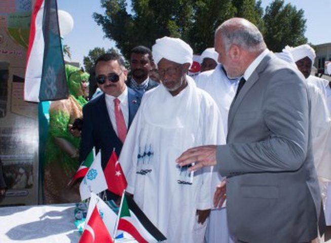 السودان: نسعى لعلاقات استراتيجية مع تركيا