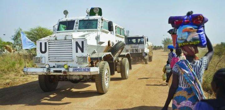 استهداف سيارة أممية في مالي