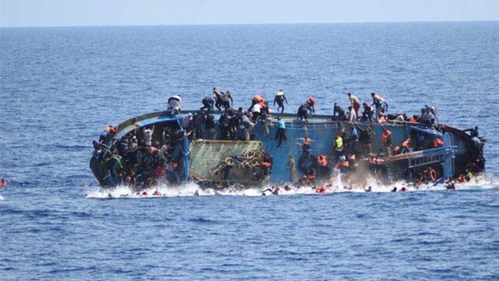 مصرع 25 مهاجرا في غرق قاربهم قبالة سواحل ليبيا