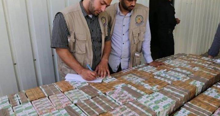 """ضبط 48 ألف حبة """"ترامادول"""" واعتقال المهربين"""