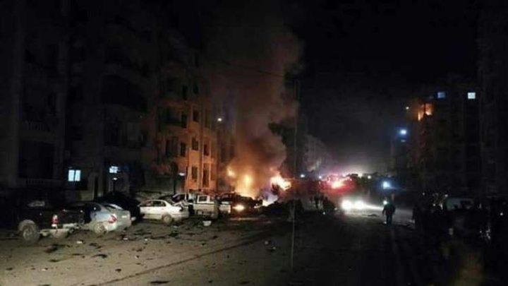 مقتل 18 شخصا بتفجير في إدلب