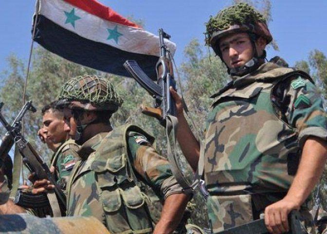 الجيش السوري يسيطر على قرى بريف إدلب